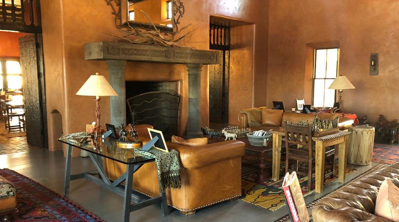 The Gottsch Family Ranch - The Hacienda