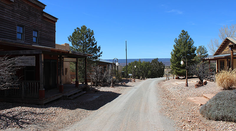 The Gottsch Family Ranch - Our Old West Town